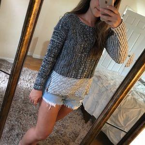 Patterned Roxy Sweater